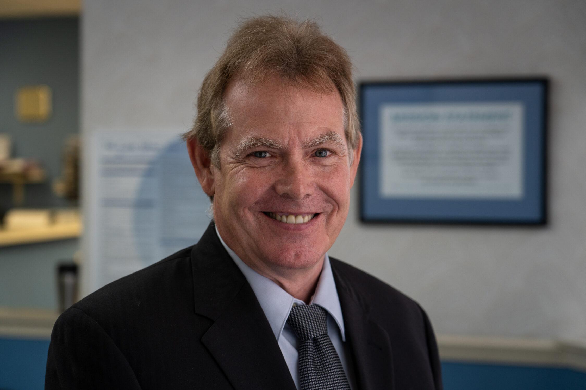 John P. Brandt Jr., OD